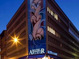 Hotel Arthur, เฮลซิงกิ