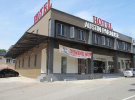 Hotel Austin Paradise - Taman Pulai Utama, สกูได