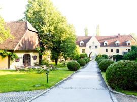 Schlosshotel Obermayerhofen, Sebersdorf