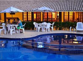 Porto Geraes Praia Hotel, ปอร์โตเซกูโร