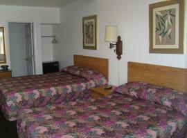 Cascade City Center Motel, Lebanon