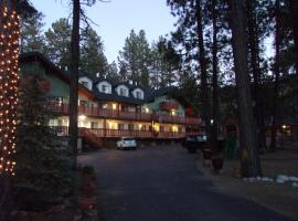 Honey Bear Lodge & Cabins