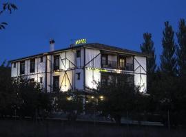 Hotel Doña Sancha, Covarrubias