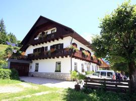 Accommodation Resman, Bohinj