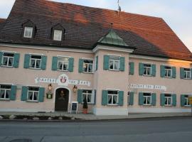 Gasthof zur Post Inning am Ammersee, Inning am Ammersee