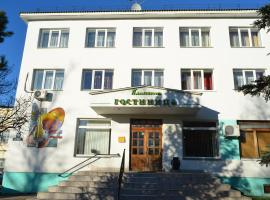 Hotel Planeta, Pechory