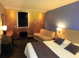 Qualys Hotel Reims Tinqueux, แรงส์