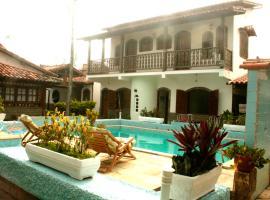 Albergue dos Lagos Hostel, Araruama