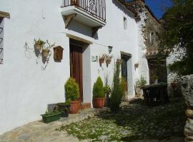 Casa El Menúo, Parauta