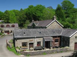 Swansea Valley Holiday Cottages, Cilybebyll