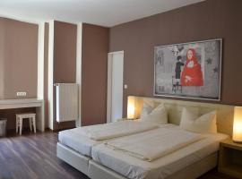Hotel Rheinstein, ฮูเดสไฮม์ แอม ไฮน์