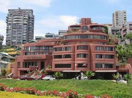Hotel Montecarlo Viña del Mar, วินาเดลมาร์