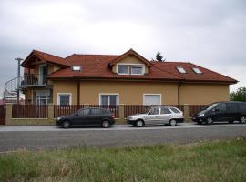 Penzion Rozkoš, ปรูโฮนิสเซอ