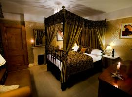 The Old Registry, Rooms & Restaurant, Haworth