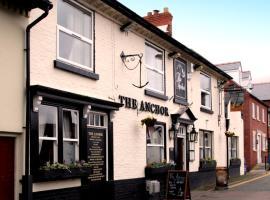 The Anchor Inn, Whitchurch