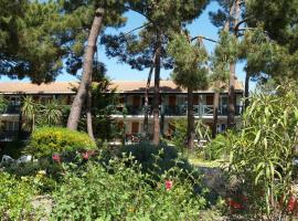Le Palmyr'hôtel