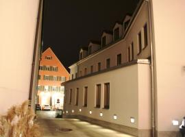 Hotel Blauer Wolf, Gunzenhausen