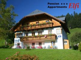 Appartements Pension Elfi