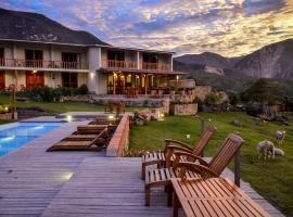 Gocta Andes Lodge, Cocachimba