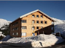 Appartement Martin, Warth