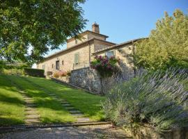 Villa Grazia, Cortona