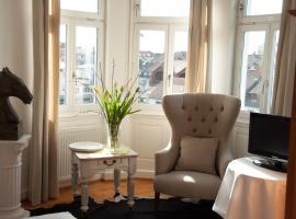 Hotel & Restaurant Auerstein, ไฮเดลแบร์ก