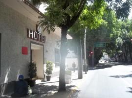 Hotel Jorge Alejandro, グアダラハラ