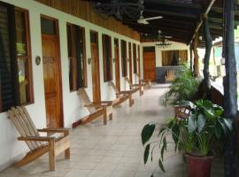 Rancho Curubandé Lodge, Liberia