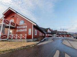 Vesterålen Kysthotell, Stokmarknes
