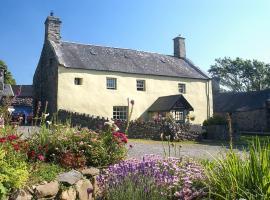 Llwyndu Farmhouse, バーマス
