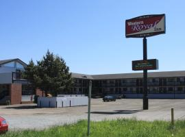 Western Royal Inn, Tillamook