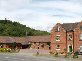 The Barns Hotel, Cannock