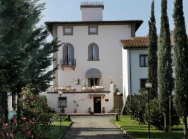 Villa La Fornacina, フィリーネ・ヴァルダルノ