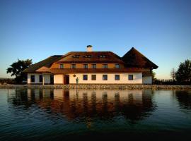 Penzión Rybársky Dvor, Piešťany