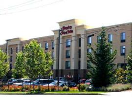 Hampton Inn & Suites Tacoma-Mall, タコマ