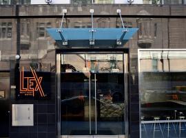 レックス ホテル NYC