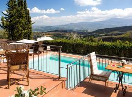 Si Montalcino Hotel & Restaurant, มอนตาลชิโน