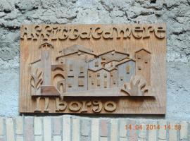 Il Borgo Affitacamere, Castiglione in Teverina