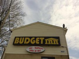 Budget Inn Elizabeth