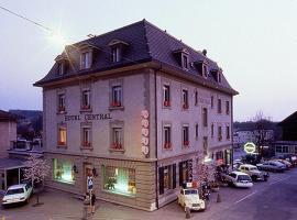 Hotel Central, Düdingen