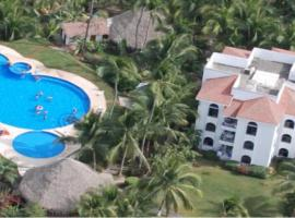 Hotel & Temazcal Hacienda de Melaque, ซาน พาทริชิโอ