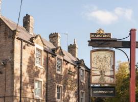 The Wheatsheaf by Marston's Inns, Baslow