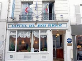 Hôtel Roi René, ปารีส