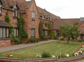 The Pear Tree Inn & Country Hotel, Worcester
