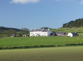 Knockaloe Beg Farm, Patrick