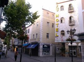 コンチネンタル ホテル, ジブラルタル
