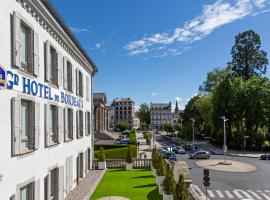 Best Western Grand Hotel de Bordeaux, Aurillac