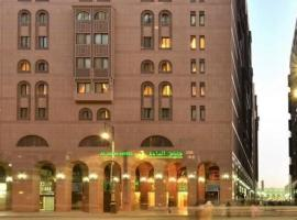 Al Saha Hotel – By Al Rawda, เมดินา
