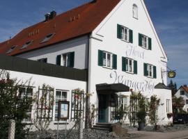 Hotel Gasthaus Wangerhof, กัสเบิร์ก