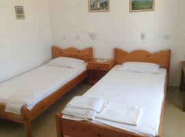 Rania Apartments, Antiparos Town
